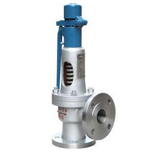 Spring loaded low lift safety valve with alever(A47H)