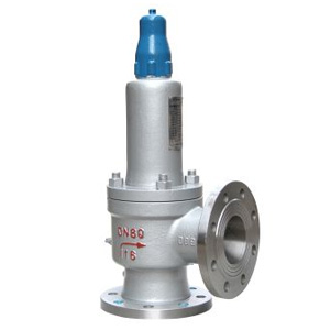 Closed spring loaded low lift type safety valve(A41H)