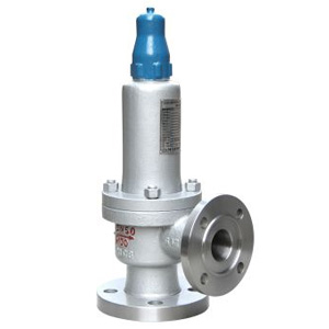 Closed spring loaded low lift type safety valve(A41Y)