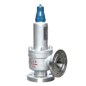 Closed spring loaded low lift type safety valve(A42Y)