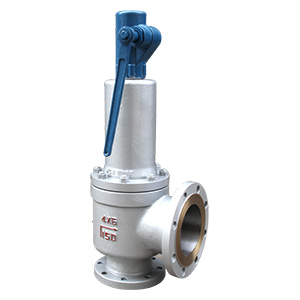 American standard full lift safety valve with a lever(A44)