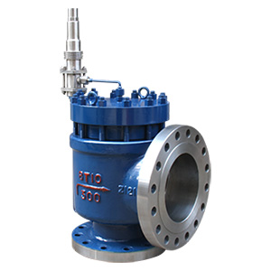 American standard high temperature pilot operated safety valve(A46)